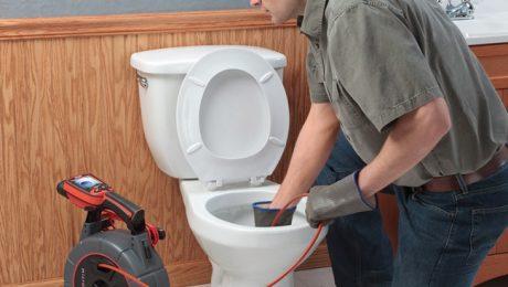 tuvalet tıkandı